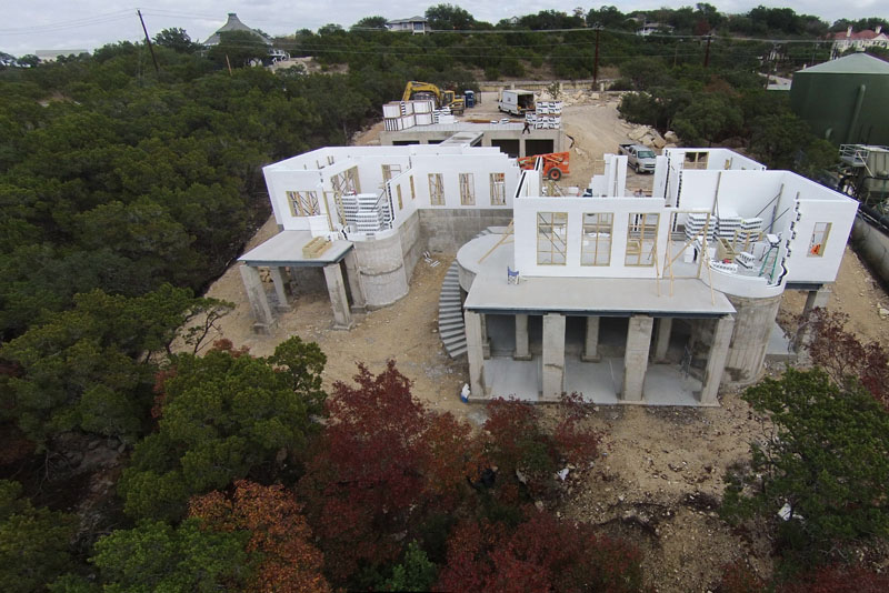 Dji00110 defishr custom icf home builders in austin tx for Icf home builders