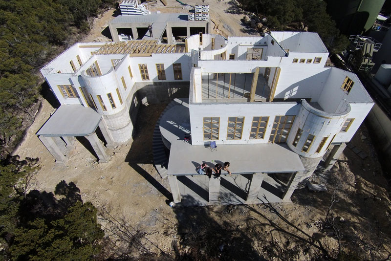 Dji00123 defishr custom icf home builders in austin tx for Icf texas
