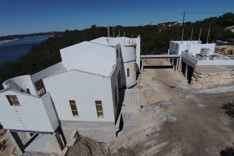 Dji00168 defishr 1 custom icf home builders in austin for Icf texas