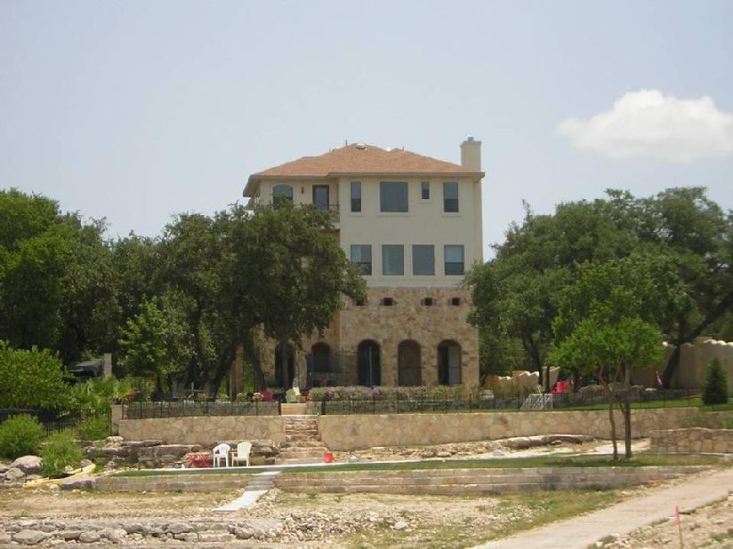 5 story home built in austin floodplain custom icf home for Icf texas
